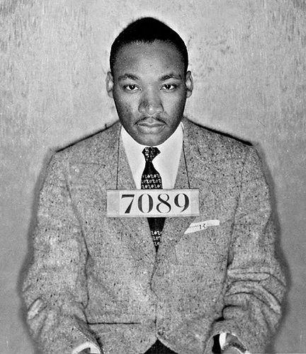 Martin Luther King Jr. Mug