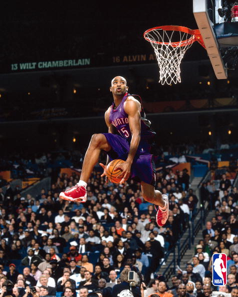 0108820N  Carter slam dunk contest