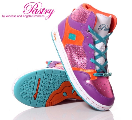 Pastry Hot Shoes! « Truestarmag's Blog